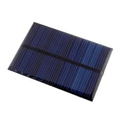 6 V 0.6 W Solar Panel Poli DIY Charger Sel Kecil untuk Light Portable Portable-Intl