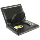 7 5 Inci Layar Lcd Portabel Tft Dvd With Tv Player Dukungan Kartu Sd Mmc Fungsi Usb Port Permainan Oem Diskon 50