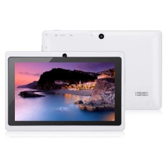 7 Inch Hadiah A33 Quad Core Android 4.4 4 GB Dual Camera WiFi Android WH-Intl