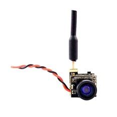 Beli 700Tvl Wide Angle Fpv Camera Ntsc Pal 5 8G 25 Mw 48Ch Transmitter Hitam Intl Lengkap