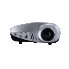 720 P HD Portable Mini LED Proyektor Home Theater USB HDMI VGA AV TV SD-Intl