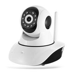 Beli 720 P Pan Tilt 1 0Mp Wireless Ip Camera 85 Derajat Fov Night Vision Ir Cut Au Plug Putih Intl Cicilan