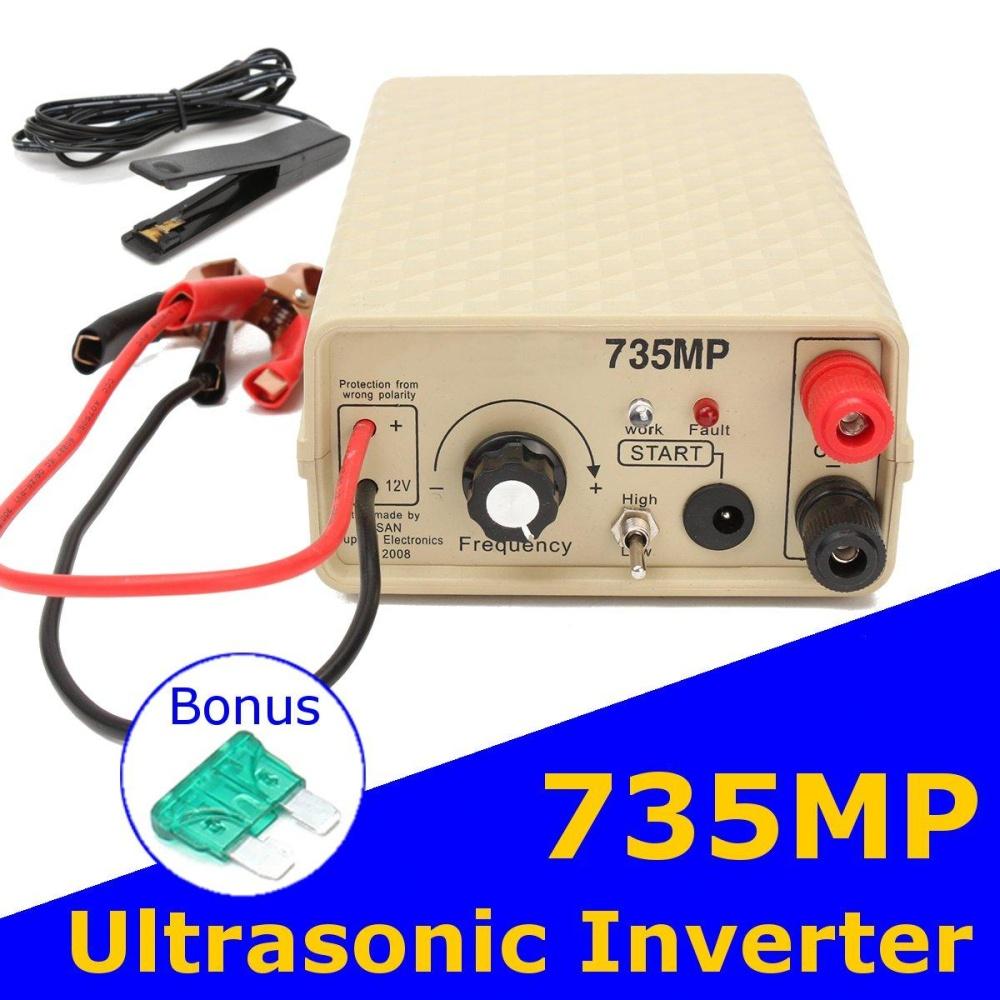 Toko 735Mp Ultrasonik Inverter Ikan Fisher Fishing Machine Stunner W Fuse Intl Not Specified Indonesia