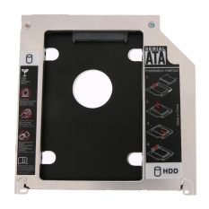 7 Mm 9.5 Mm SATA HDD SSD Perangkat Keras Caddy Bracket untuk MacBook Pro IMAC-Intl