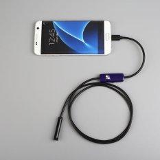Beli 7Mm Android Endoskopi Ip67 Borescope Ular Led Video Camera Hard Kabel Online