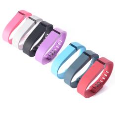 Beli 7 Pcs Penggantian Wrist Band Tidur Gelang Gelang Untuk Fitbit Flex Aktivitas Online Murah