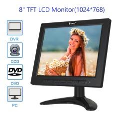Harga Termurah 8 808 H Portable Digital Ips Lcd Monitor 1024 768 Vga Bnc Video Audio Dvr Hdmi Intl