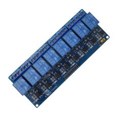 Jual 8 Channel 12 V Modul Untuk Meneruskan Perisai Arduino Uno 2560 1280 Arm Pic Avr Stm Online Di Tiongkok