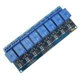 8 Channel 5V Relay Shield Module For Arduino Uno 2560 1280 Arm Pic Avr Stm Intl Asli