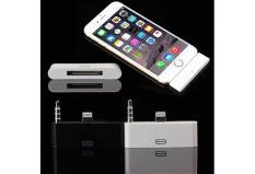 8 Pin untuk 30 Pin Adaptor untuk iPhone 6 5 5 S 5C untuk iPad 4 Mini IOS 7 dan untuk IOS 8 Converter Adaptor [Ps]-Intl