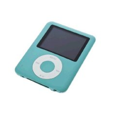 8GB 3rd Gen 1.8 �\x9D LCD Mp3 / Mp4 Player (Blue) - intl