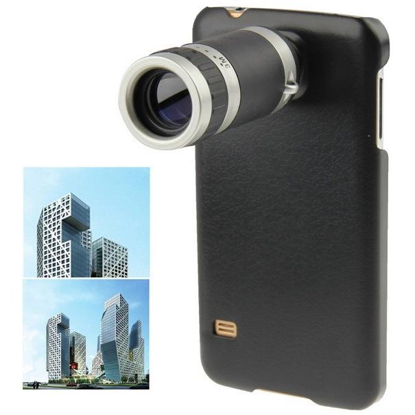 8 X Lensa Zoom Teleskop Ponsel Plastik Untuk Samsung Galaxy S5 G900 Oem Diskon 30