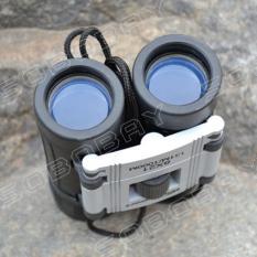 Beli 8X21 Hd Portable Bertenaga Tinggi Teropong Dilipat Optik Film Biru Teropong Prisma Zoom Telescope Intl Bak4 Lengkap