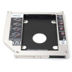 9.5 Mm SATA 2nd HDD Hard Sopir Kadi Bay Tray untuk Apple MacBook Pro 2011 2009