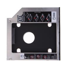 9.5mm Universal SATA 2nd HDD SSD Harddisk Kadi For CD/DVD Bay Optik-ROM-Internasional