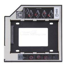 Harga 9 5Mm Universal Sata 2Nd Hdd Ssd Hard Drive Caddy Untuk Cd Dvd Rom Optical Bay Yks Online Tiongkok