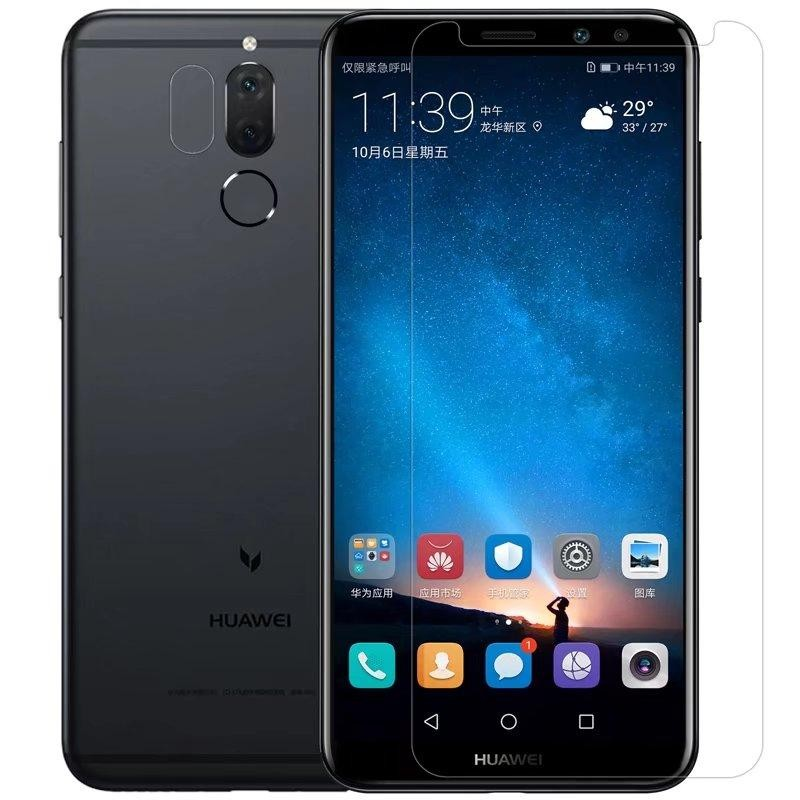 Vn Huawei Ascend Nova 2i Tempered Glass 9H Screen Protector 0.32mm - Transparan