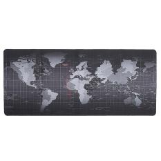 900X400mm Dunia Peta Kecepatan Keyboard Mouse Pad Big Mat Ukuran Besar Karet Mat Komputer Gaming Mousepad