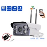 Beli 960 P Hd Wireless Cctv Ip Camera Bullet Wifi Outdoor Waterproof Camera Phone View Intl Murah Tiongkok