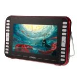 Toko 9 8 Inch Tft Lcd Layar Multimedia Digital Tv Dan Dvd Player Dengan Holder Dukungan Usb Tf Kartu Av Fungsi Intl Online Di Tiongkok