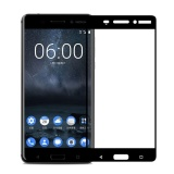 Beli 9 H Full Cover Screen Protector Tempered Glass Film Pelindung Kulit For Nokia 6 Online