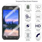 Harga 9 H Hd Clear Tempered Glass Screen Protector Film Untuk Samsung Galaxy S6 Aktif Intl Seken