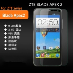 9H Tempered Glass Screen Protector Film For ZTE BLADE APEX 2 - intl