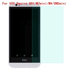 9H Tempered Steel Clearly Glass Ultra-thin HD Scratch-proof Film Screen Protective For HTC Desire 601/M7mini/M4/ONEmini - intl