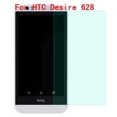 9 H Tempered Steel dengan Jelas Glass Ultra Tipis HD Anti Gores Layar Film Pelindung untuk HTC Desire 628 -Intl