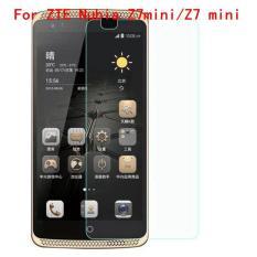 9 H Tempered Steel Glass Ultra Tipis HD Anti Gores Layar Film Pelindung untuk ZTE Nubia Z7mini/ Z7 Mini-Intl
