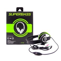 Promo Toko 9Nine Handsfree Headphone Goblin Superbass Hitam