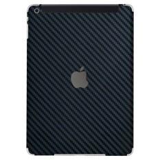9Skin Premium Skin Protector Apple iPad Air 2nd Generation - Carbon Fiber Texture - Hitam