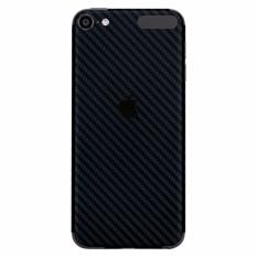 Harga 9Skin Premium Skin Protector Untuk Case Ipod Touch 6 Carbon Texture Hitam 9Skin Asli