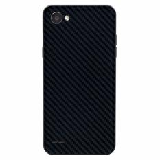 Harga 9Skin Premium Skin Protector Untuk Case Lg Q6 Carbon Texture Hitam Online Dki Jakarta
