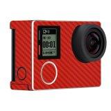 Harga 9Skin Premium Skin Protector Untuk Gopro Hero4 Carbon Texture Merah 9Skin Original