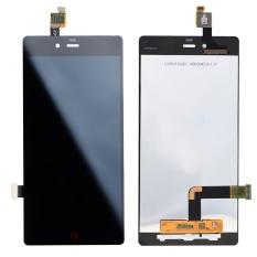 Jual A Digitizer Layar Sentuh Hitam Lcd Display Untuk Zte Nubia Z9 Mini Nx511 Nx511J Intl Oem Ori