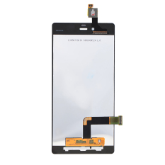 A + Digitizer Layar Sentuh Hitam LCD Display untuk ZTE Nubia Z9 Mini NX511 NX511J--Intl