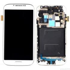 A + Layar LCD Layar Sentuh Digitizer Frame untuk Samsung Galaxy S4 I545 L720 R970 122662608894-Intl