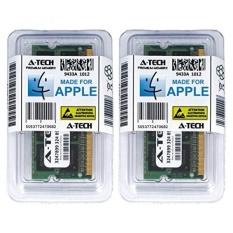 A-Tech For Apple 16GB Kit 2x 8GB Mac mini iMac MacBook Pro MacBook Late 2009 Mid 2010 MC516LL/A A1342 MC374LL/A A1278 MC375LL/A MB950LL/A A1311 MB952LL/A A1312 MB953LL/A MC270LL/A A1347 Memory RAM - intl