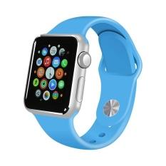 A1 Bluetooth Tahan Air Layar Sentuh GSM Smart Wrist Watch untuk Android IOS Ponsel-Intl