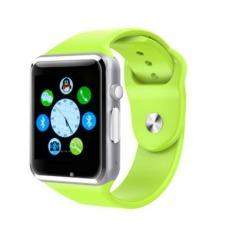 Jual A1 Gu08 Bluetooth Smart Watch Wrist Watch Phone Dengan Sim Card Slot Dan Smart Kesehatan Watch Untuk Smartphone Hijau Intl Di Bawah Harga