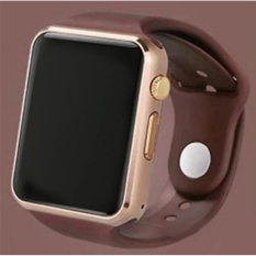 A1 Wrist Watch Bluetooth Smart Watch Sport Pedometer dengan SIM CameraSmartwatches untuk Android smartphone Kalkulator Rusia-Intl
