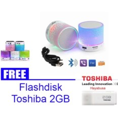 A10 Mini Metal Bluetooth Speaker Subwoofer Wireless Music Sound Box Support Micro SD / TF Card Audio Player ox Support SD Card Free Flashdisk Toshiba 2GB -
