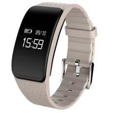 Beli A59 Gelang Jantung Kesehatan Monitor Bluetooth Smart Band Pedometer Ip67 Air Bukti Gelang Kebugaran Tracker Watches Intl Seken