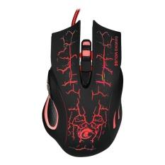 Toko A888 5500 Dpi Profesional Usb Wired Optical 6 Key Gaming Mouse Dengan Warna Warni Lampu A888B Intl Terdekat