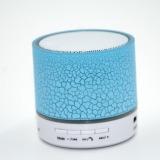 A9 Retak Nirkabel Bluetooth Speaker Subwoofer Speaker Kartu Fm Speaker Biru Intl Diskon Tiongkok