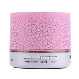 Diskon A9 Retak Nirkabel Bluetooth Speaker Subwoofer Speaker Kartu Fm Speaker Pink Intl Oem