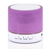 Toko A9 Retak Nirkabel Bluetooth Speaker Subwoofer Speaker Kartu Fm Speaker Ungu Intl Online Terpercaya