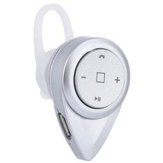 Beli A9 Mini Bluetooth Pengadaan Eka Alat Pendengar Tangan Bebas With Mikrofon Perak Baru