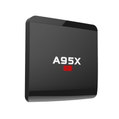 Diskon A95X Rockchip Rk3229 Quad Core Android 6 1Gb 8Gb Smart Tv Box Hdmi 2 4Kx2K Hd 2 4G Wifi Streaming Media Players Euro Intl Tiongkok